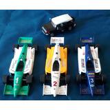 Lote 3 Miniaturas Formula 1 + Toyota Fj Cruiser