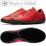 Zapatillas Nike Hypervenom X Phelon 3 - Para Grass Sintético