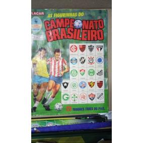 Album Do Campeonato Brasileiro De 1989 - Vasco Campeão
