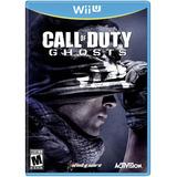 Call Of Duty Ghosts Fisico Nuevo Nintendo Wii U Dakmor