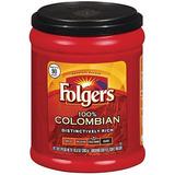 Cafe Folgers 100% Colombiano Caja De 6 Pz De 292g 90 Tazas.