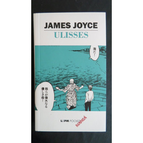 Ulisses - James Joyce [ Mangá L&pm Pocket ]