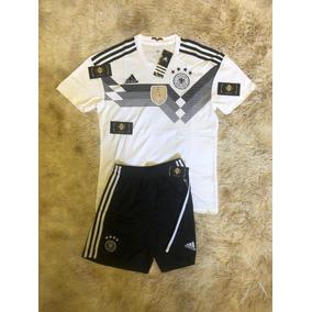 35575c72af Conjunto Infantil Seleção Da Alemanha Oficial