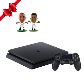 Consola Ps4 Playstation 4 Slim 1tb Negro White Box + Regalos