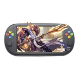 X16 Powkiddy Consola Portatil Tipo Psp Snes 80 Juegos 8gb