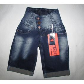Bermuda Edex Jeans Tamanho 36 (vício Fatal)