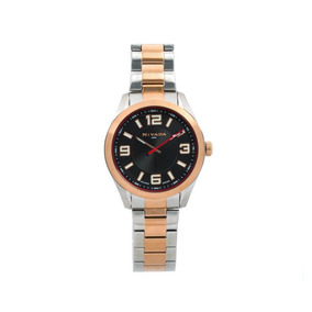 Reloj Nivada Np16177mbicna Plateado Pm-7174113