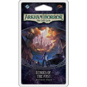 Arkham Horror Lcg The Path Of Carcosa Mythos Pack Escolha Um
