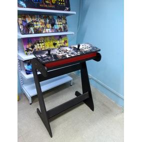 Base Para Controle Arcade Multijogos Fliperama