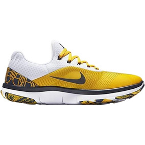 premium selection 6d206 cd9a5 Tenis Nike Free Trainer V7 Week Zero Michigan 27.5 Aa0881