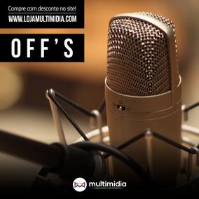 Off Comercial Spot Vinhetas Gravação Rádio Carro De Som