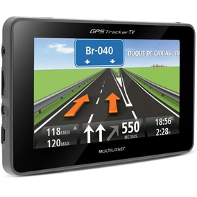 Navegador Gps Automotivo New Beetle Tela 4.3 Touch Voz Tv