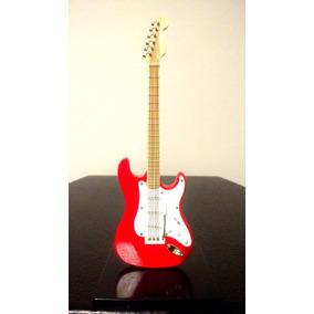 Guitarra Réplica Miniatura C/suporte (unidade)