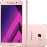 Smartphone Samsung A520f Galaxy A5 Dual 32gb Nf-e   Novo