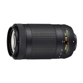 Nikon Af-p Dx Nikkor 70-300mm F/4.5-6.3g Ed Lente Zoom