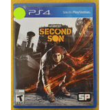 Infamous Second Son Ps4* Play Magic