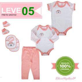 ( Combo 5 ) Kit Saida Maternidade Lilica Ripilica S   Juros! 53e15176f1939