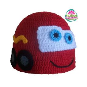 83ee94b545053 Toucas Divertidas De Croche Para Crianças. R  65