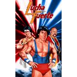 Lucha Fuerte Naipes Cartas Tope Y Quartet - Universo Retro