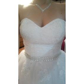 f534888a96 Vestidos De Novia Princesa Usados Largos Mujer Usado en Mercado ...