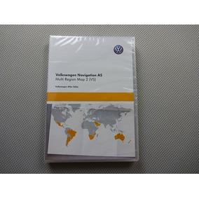Cartão De Gps Mapas América Do Sul Multimidia Vw 3g0919866aa