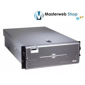 Servidor Dell Poweredge R900 4xquad Core 2.4 Ghz - 32gb