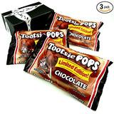 Pops Chocolate Tootsie Edición Limitada, 13.2 Oz Bolsas En U