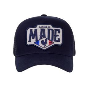 Boné Made In Mato + 2brindes Lançamento França B1550 Marinho 53958f04731