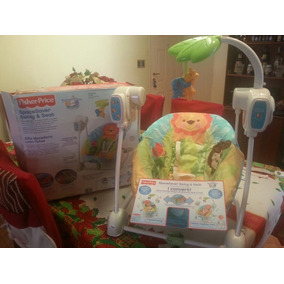 Silla Electrica Para Bebe Fisher Price