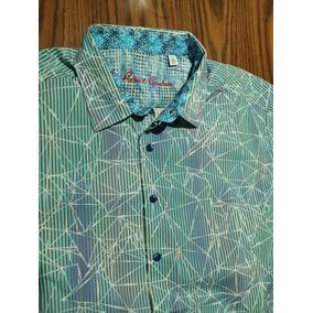 Camisa Robert Graham Xxxl M.corta (no Etro, Zegna)
