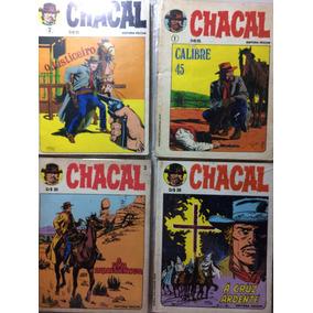 Chacal Editora Vecchi Coleção 1 Ao 26