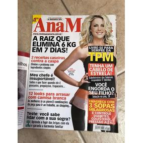 cc0511fe94beb Revista Ana Maria 586  Ana Hickmann !! - Revistas de Coleção no ...