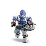Blue Brute Minor Con Tiro Brutal Halo 4 Bravo Micro Figura