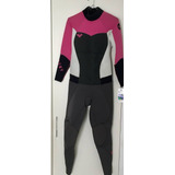 Wetsuit Mujer Roxy Syncro 3 2mm Talla 8. S  650. Lima. Wetsuit Mujer Roxy df807d67a
