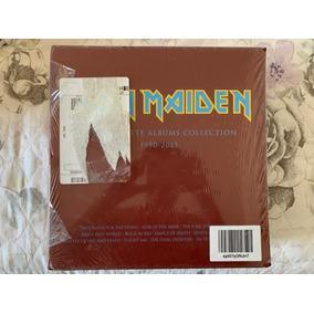 Iron Maiden Collectors Box 1990-2015 - Veja As Fotos