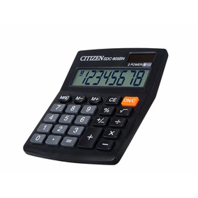 Calculadora Citizen De Escritorio Sdc-805bn