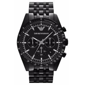 d2a26974e2b Relógio Emporio Armani Classic Ar1737 Black - Joias e Relógios no ...