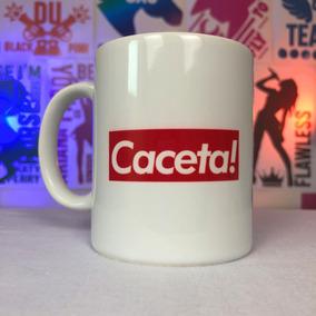 Caneca Virou Festa Caceta!