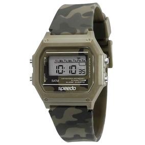 6238241a663 Relógio Feminino Digital Speedo 65068l0evnp5 - Verde preto
