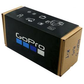 Camera Gopro Hero5 Black Chdnh B15 Go Pro 5 4k Lacrado Kit