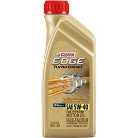 Castrol Edge Turbo Diésel 5w-40 Sintético Cajax12 Ud