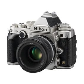 Camara Digital Nikon Df Modelo Exclusivo, 1 Año Gtía Oficial