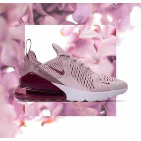 Tenis Nike Air 270 Mujer Rosas Ropa, Bolsas y Calzado en