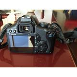 Camara Canon Rebel Xsi, 12.2 Mp, Poco Uso, Con Estuche