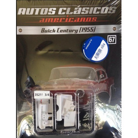 Autos Clasicos Americanos Para Armar - Fasiculo 67