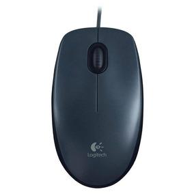 Mouse Usb Logitech M90 Ambidestro 1.000 Dpi Windows 10