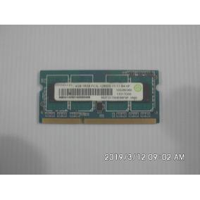 Memoria Ram 4gb 1rx8 Pc3 - 12800s