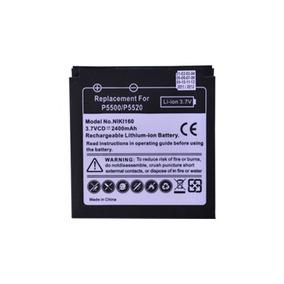 Bateria Estendida Celular Pda Htc Touch Dual P5500 / 5520