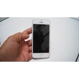 iPhone 5 32gb Branco Seminovo Excelente Acompanha Fon Etc..