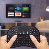 Mini Teclado Touchpad Sem Fio Usb Smart Tv Box Ps3 Xbox